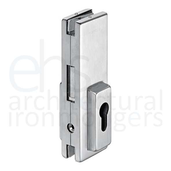 sc 1 st  EHS Architectural Limited & Patch Fitting Side Lock For Door (Satin Stainless)