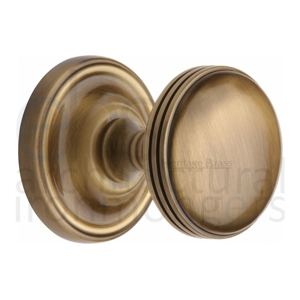 Whitehall Mortice Knob On Concealed Fix Round Rose